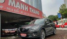 Cần bán xe Mazda CX 5 2.0 AT 2015, màu đen, 615 triệu giá 615 triệu tại Hà Nội