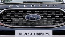 Bán Ford Everest đời 2021, màu đen, nhập khẩu chính hãng giá 1 tỷ 103 tr tại Hà Nội