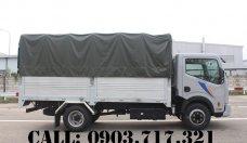 Xe tải Vinamoto Nissan1t99 thùng mui bạt dài 4m3 ( Nissan Cabstar NS200) giá 465 triệu tại Bình Dương