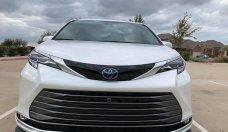 Toyota Sienna Platinum 2021, màu trắng, nhập Mỹ - giá cực tốt giá 4 tỷ 300 tr tại Hà Nội
