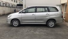 Bán Toyota Innova đời 2014, màu bạc, số sàn giá 210 triệu tại Tp.HCM