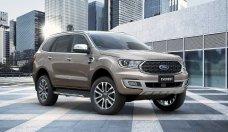 Ford Everest 2021 khuyến mãi giảm tiền mặt và phụ kiện giá 1 tỷ 161 tr tại Tp.HCM
