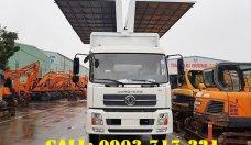 Bán xe tải DongFeng B180 thùng kín cánh dơi mới 2020 giá tốt giá 990 triệu tại Bình Định