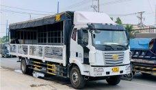 Xe tải thùng dài 8 tấn chở linh kiện điện tử, bao bì giấy, pallet. Thùng dài 9 mét 7 giá 410 triệu tại Bình Dương