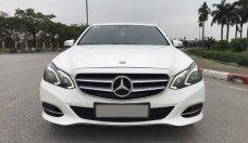 Mercedes E250 2015 màu trắng, nội thất nâu sang trọng, chủ xe bảo dưỡng định kỳ thường xuyên giá 1 tỷ 30 tr tại Hà Nội