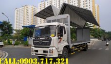 Bán xe tải Dongfeng thùng kín cánh dơi giá 1 tỷ 75 tr tại Tiền Giang