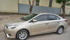 Bán ô tô Toyota Vios E đời 2015, màu vàng cát giá 312 triệu tại Hà Nội