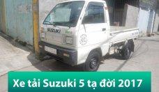Xe tải 5 tạ cũ Suzuki thùng lửng đời 2017 tại Hải Phòng giá 175 triệu tại Hải Phòng