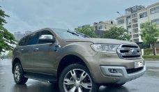 Bán xe Ford Everest 2.2  Titanium 2017, màu vàng, nhập khẩu giá 875 triệu tại Hà Nội