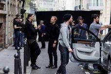 Ngôi sao bóng đá Thụy Điển Zlatan Ibrahimovic quảng cáo cho Volvo V90