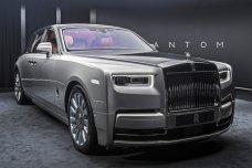 Rolls-Royce Phantom thế hệ thứ 8 sắp đổ bộ thị trường ô tô Việt