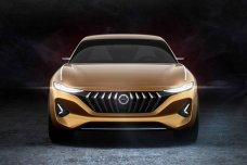 Concept sedan EV H500 chính thức ra mắt tại Triển lãm ô tô Bắc Kinh 2018