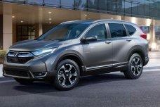 Đánh giá xe Honda CRV 2018: Mẫu SUV 7 chỗ hiện đại nhất phân khúc