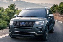 Đánh giá xe Ford Explorer 2018