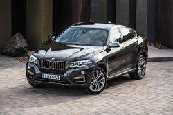 Đánh giá xe BMW X6 2018: Nội thất sang trọng và động cơ mạnh mẽ
