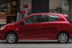 Đánh giá xe Mitsubishi Mirage MT: Chiếm trọn trái tim khách hàng