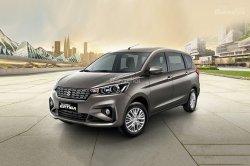 Đánh giá xe Suzuki Ertiga 2018: Lột xác hoàn toàn về ngoại hình
