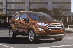 Giá xe Ford Ecosport Titanium 2018 - Ô tô cơ bắp giá tốt nhất