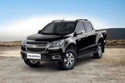 Đánh giá xe Chevrolet Colorado 2018: Khỏe khoắn, vận hành hoàn hảo