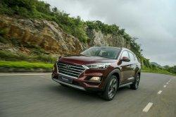 So sánh trang bị 4 bản Hyundai Tucson 2019 mới tại Việt Nam