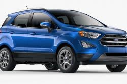 Đánh giá xe ford ecosport cũ: Hoàn hảo từ thiết kế đến tiện nghi