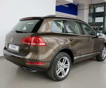 Bán xe Volkswagen Touareg 2015 đời 2014, nhập khẩu chính hãng