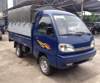 Xe tải Giải Phóng 900Kg thùng lửng thùng bạt thùng kín