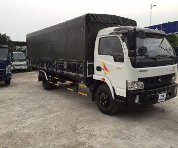 Hyundai 7,5 tấn,thùng dài 6,1M,sản xuất 2016