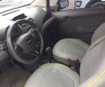 Cần bán Chevrolet Spark đời 2012, xe Van 2 chỗ, màu trắng, kiểu dáng thể thao với thiết kế hoàn toàn mới