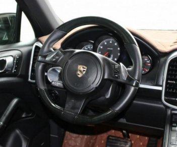 Bán Porsche Cayenne S sản xuất 2010, màu đen, nhập khẩu
