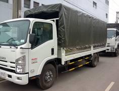 Trung tâm phân phối xe tải isuzu 8 tấn / 8.2 tấn thùng dài 7 mét