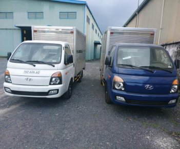 Cần bán xe Hyundai Porter 1.5T thùng kín sản xuất 2019, màu trắng giao ngay