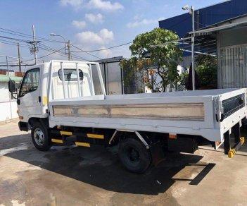 Trung tâm phân phối Hyundai HD 2.5T thùng lửng, bạt, kín sản xuất 2018, giao ngay giá sỉ
