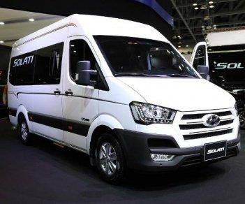 Cần bán xe Hyundai Solati 16C đời 2020, màu trắng
