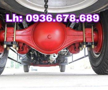 Xe tải cực Hót Veam VPT950 tải trọng 9,3 tấn, thùng dài 7m6, hỗ trợ trả góp