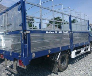 Bán Hyundai Mighty 110SL-7T  màu xanh lam