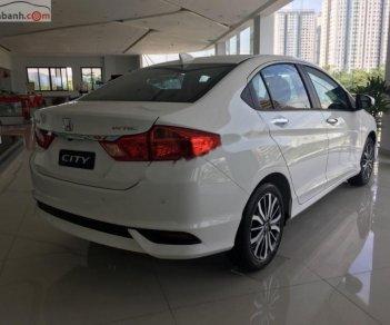 Cần bán xe Honda City 1.5TOP 2018, màu trắng, xe mới 100%