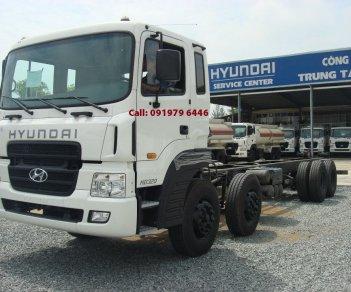 Bán ô tô Hyundai HD320-18 tấn 2019, màu trắng, xe nhập