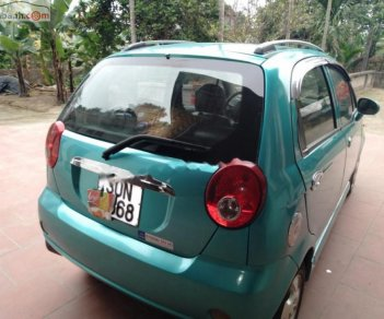 Bán Daewoo Matiz Joy đời 2009, màu xanh lam, xe nhập, 112tr