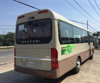 Bán Hyundai County đời 2019, màu trắng