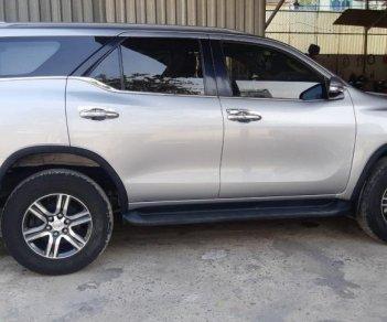 Cần bán xe Toyota Fortuner G 2017, màu bạc, xe nhập