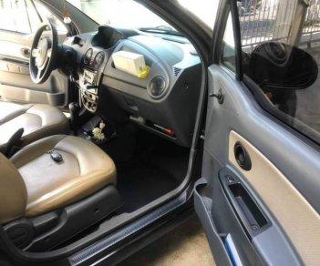 Cần bán gấp Daewoo Matiz Joy đời 2005, màu đen số tự động