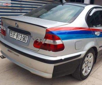 Bán BMW 318i sản xuất năm 2002, màu bạc, chính chủ