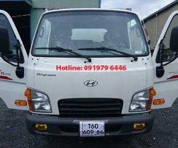 Bán xe Hyundai Mighty N250SL màu trắng giá cạnh tranh