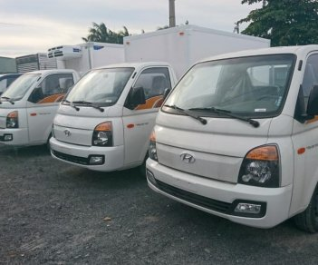 Bán ô tô Hyundai Porter 1,4 tấn màu trắng