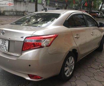 Bán ô tô Toyota Vios 1.5E CVT sản xuất 2017 chính chủ