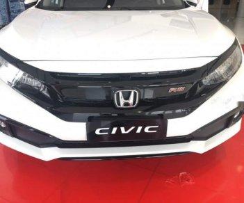 Bán xe Honda Civic đời 2019, màu trắng, nhập khẩu nguyên chiếc