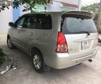 Xe Toyota Innova sản xuất năm 2006, màu bạc