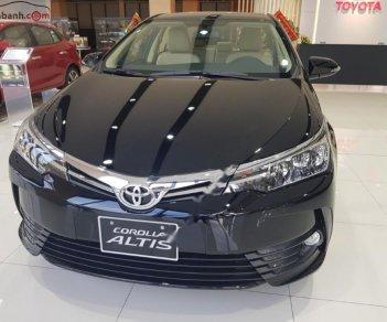 Bán Toyota Corolla altis sản xuất 2019, màu đen, giá tốt