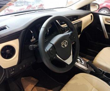 Bán Toyota Corolla altis 1.8G AT đời 2019, màu đen, 730tr